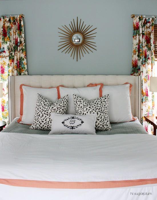 Hi Sugarplum | Master Bedroom Reveal