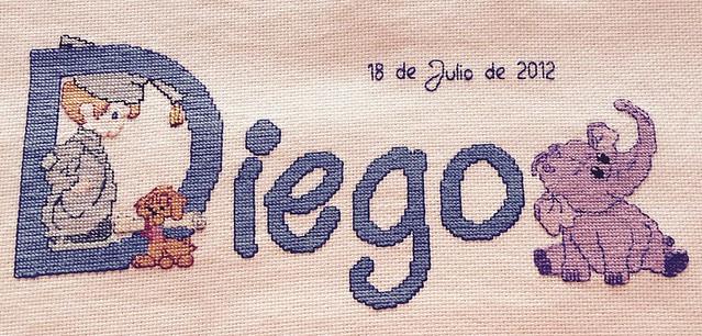 Cuadrito de Diego