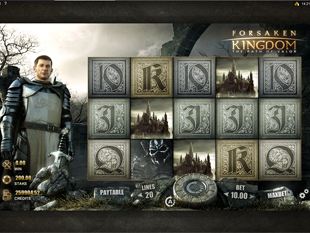 Forsaken Kingdom slot game online review