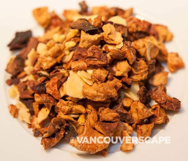 American Tea Room: Brioche Free tea