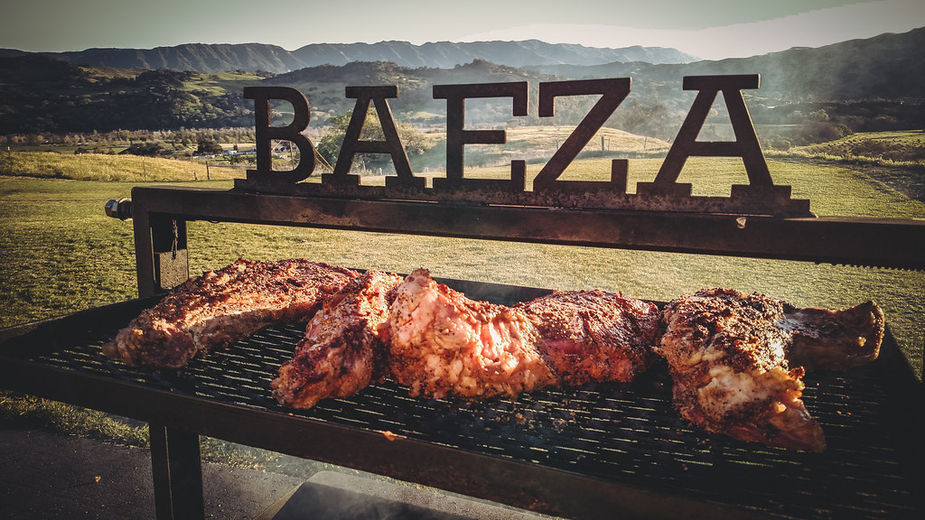 David Baeza - King of the Tritip