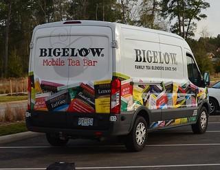 Bigelow Tea Van