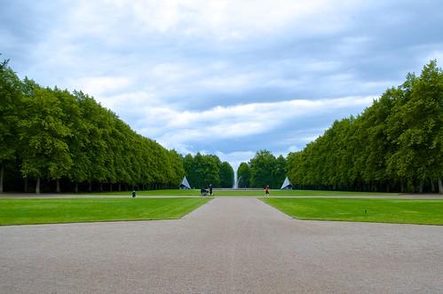 Symmetrical Landscape, Copenaghen