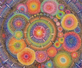 """Fractal. The sphere of the Universe on behalf of You""""."""