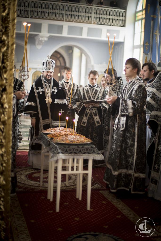27 февраля 2015, Литургия Преждеосвященных Даров / 27 February 2015, Divine Liturgy of the Presanctified Gifts