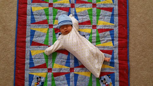 Parker at 3 Weeks Old | shirley shirley bo birley Blog