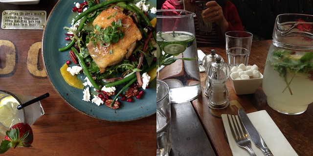 avoca lunch