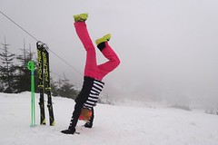 SNOW tour 2014/15: Ostružná – na sjezdovku z postele i z vlaku