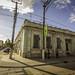 Las calles de Centro Histórico de Guatemala
