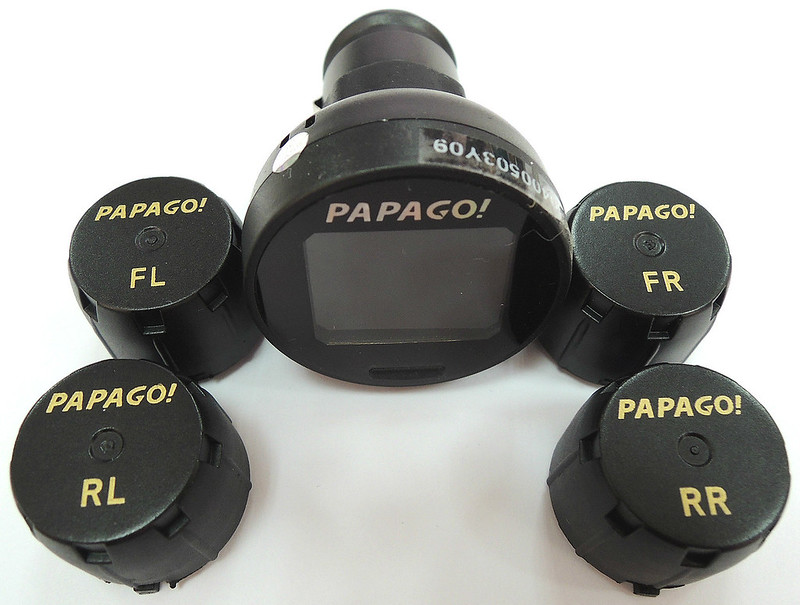 Papago Tire Pressure Monitoring System Tpms 100 4sensors