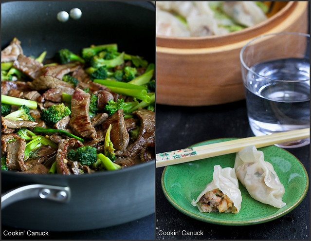 Healthy Asian Take Out Recipes | cookincanuck.com