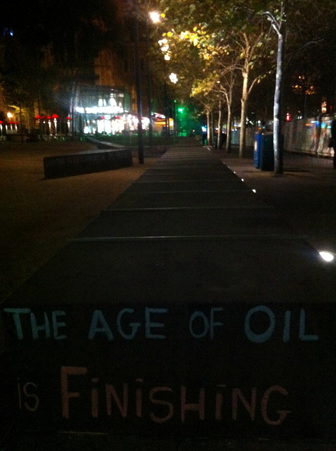OccFri #19: The Age Of Oil Is Finishing