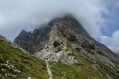 dal rifugio Pordenone a Longarone (Trekking Dolomiti Friulane)