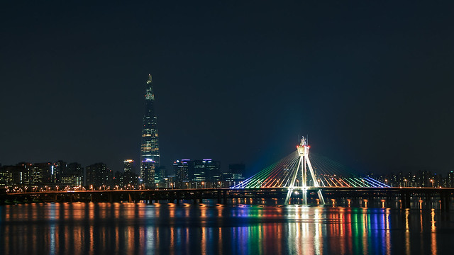 Olympic Bridge Seoul