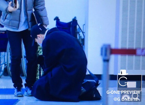Big Bang - Gimpo Airport - 31dec2015 - G-One - 03
