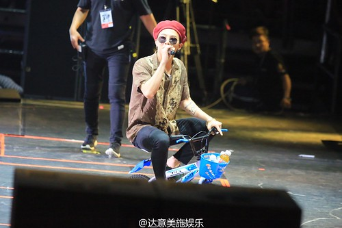 BIGBANG Guangzhou FM Day 2 2016-07-08 GD more (8)