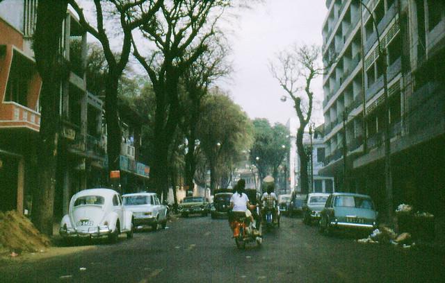 Saigon 1967– 68 by Bob Diamond - Đường Pasteur