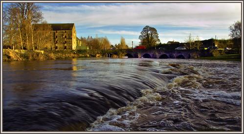 Castletown Waterfall 2