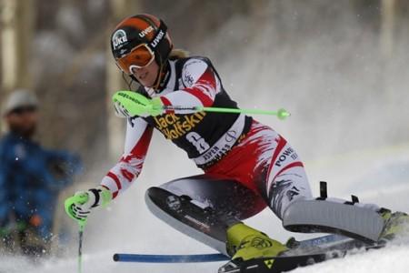 Světový pohár v alpském lyžování 2014/15 - ženy v Aspenu