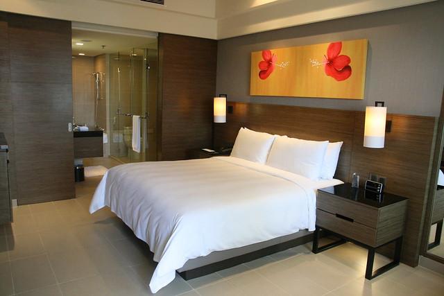Pool Terrace Room bedroom