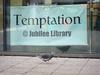 Temptation sign