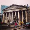 Royal Exchange Christmas Tree #royalexchange #city #london #christmas #natal