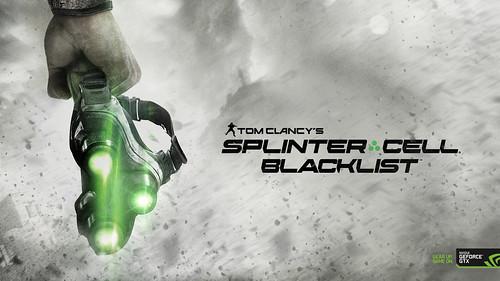 Splinter Cell Backlist - WP