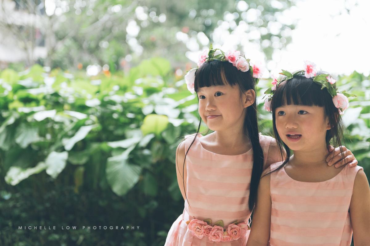 Tying the knot: Jun & En Qi