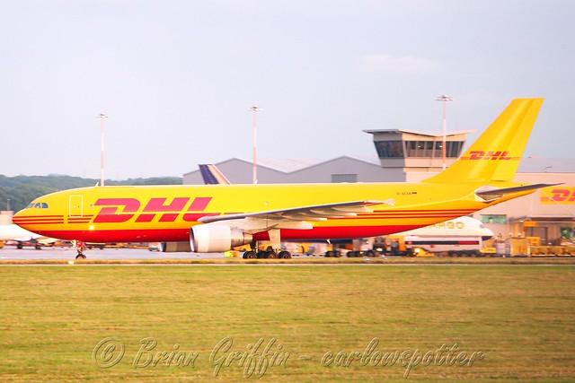 D-AEAN EAT Leipzig Airbus A300B4-622R(F)