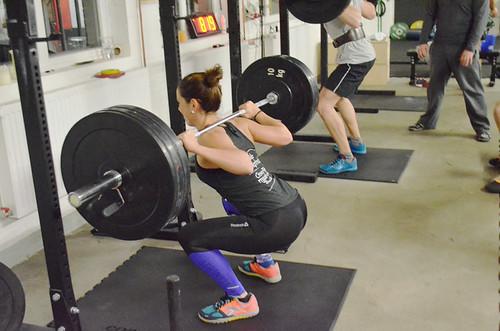 Alba back squat crossfit hh - hamburgo