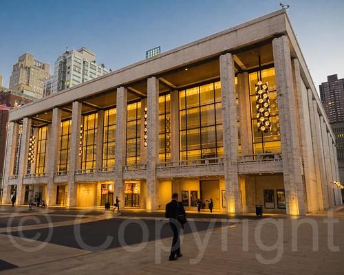David H. Koch Theater, Lincoln Center, New York City