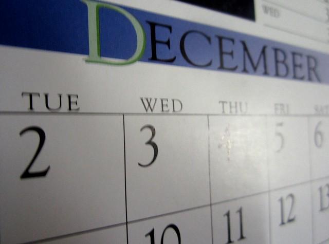 2nd December