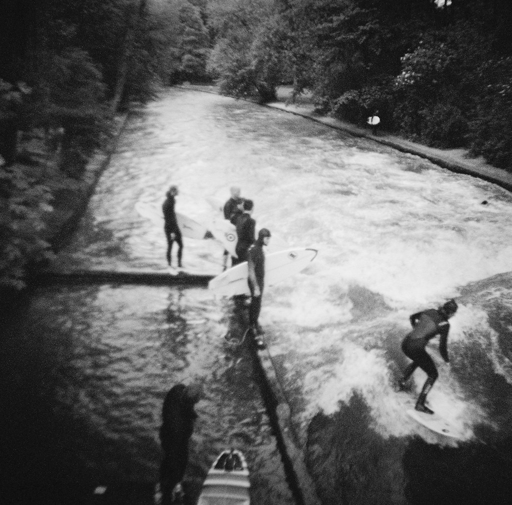 Munich - The Wave