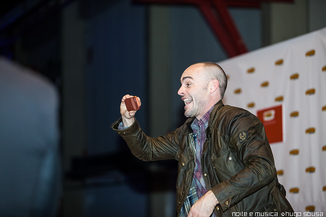 Paul Blackthorne - Comic Con Portugal '14