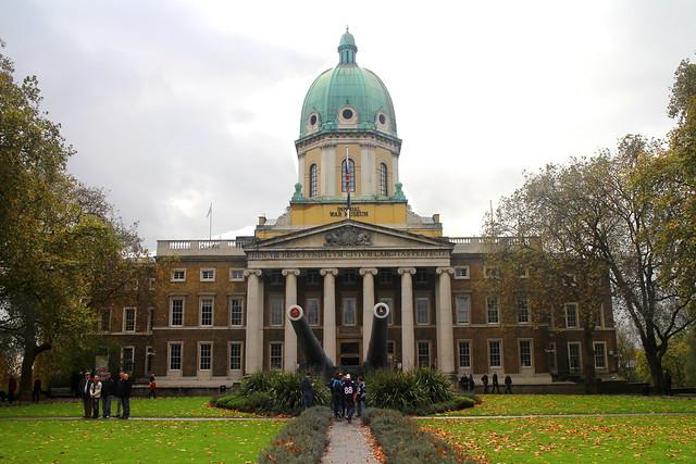Imperial War Museum_Lambeth_London_Nov14