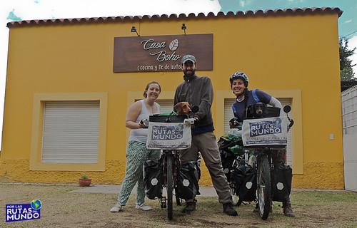 [Viaje en Bicicleta] Mendoza