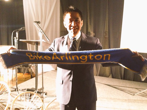 I want to move to Arlington for this scarf