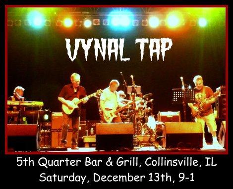 Vynal Tap Band 12-13-14