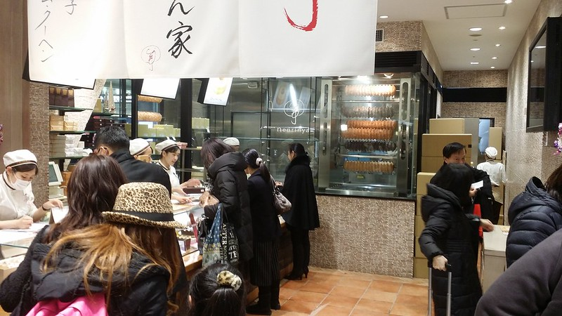 tokyo station 2 - pastry paradise 2