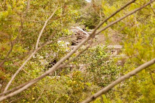 Falls Creek Former Alignment