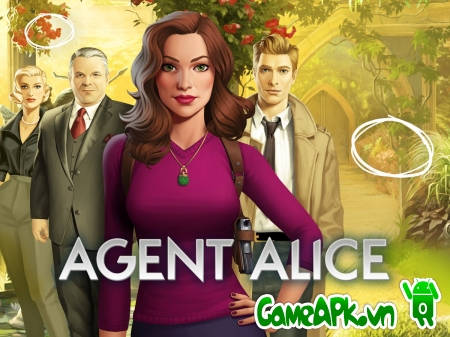 Agent Alice v1.0.49 hack full cho Android
