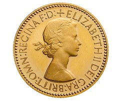 1953-Royal-Mint-Sovereign-portrait-by-Mary-Gillick
