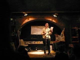 Alice Reichmann - textstrom Poetry Slam Wien