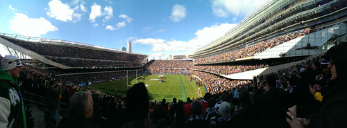 All Blacks vs Eagles at Soldier Field