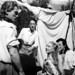 Beauty and the Beast Behind the Scenes Jean Marais Jean Cocteau Josette Day Michel Auclair - 1024