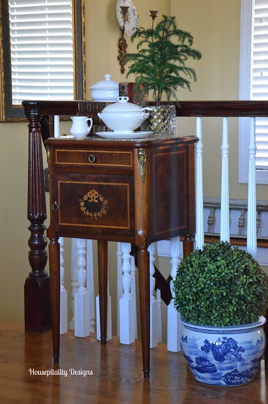 Antique French Commode-Housepitality Designs
