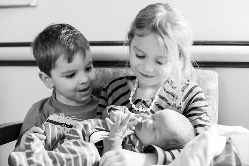 Liams Birth Week