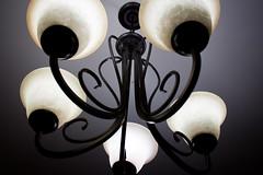 lamp, light fixture, light, ceiling, chandelier, still life photography, iron, lighting,