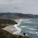 Playa de Combouzas y Barrañán