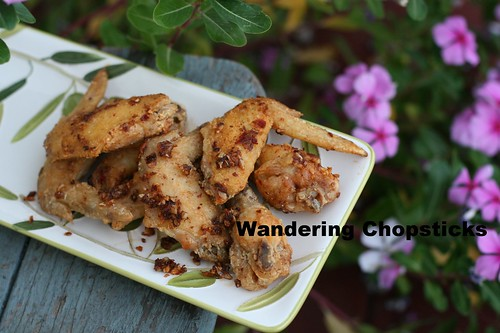 Chinese Deep-Fried Chicken Wings with Spicy Salt 2